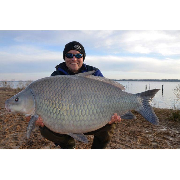 E csodás őshonos halam súlya: 20.44 kg
