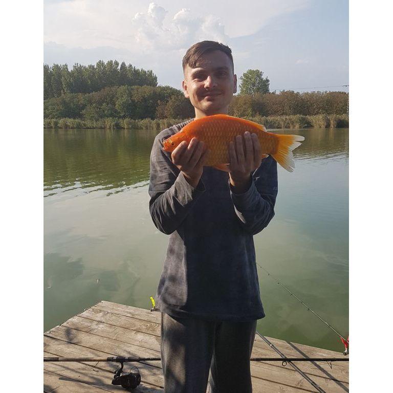 Nagyon szép hal