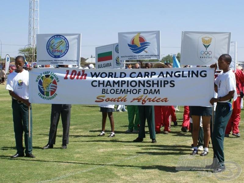 10. pontyfogó világbajnokság, Dél-Afrikai Köztársaság - A REKORDOK világbajnoksága