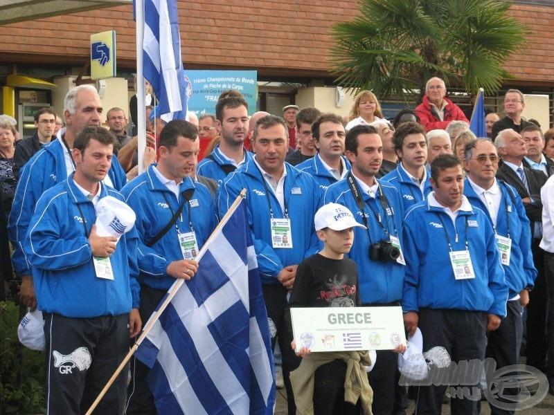 ...Görögország ...