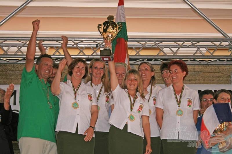 15. Női Horgász Világbajnokság - Szolnok, Alcsi-sziget,  II. FORDULÓ