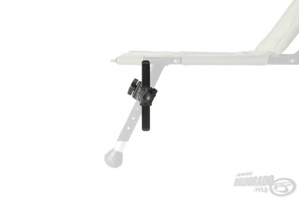 Szögben állítható adapter minden fajta horgász székhez