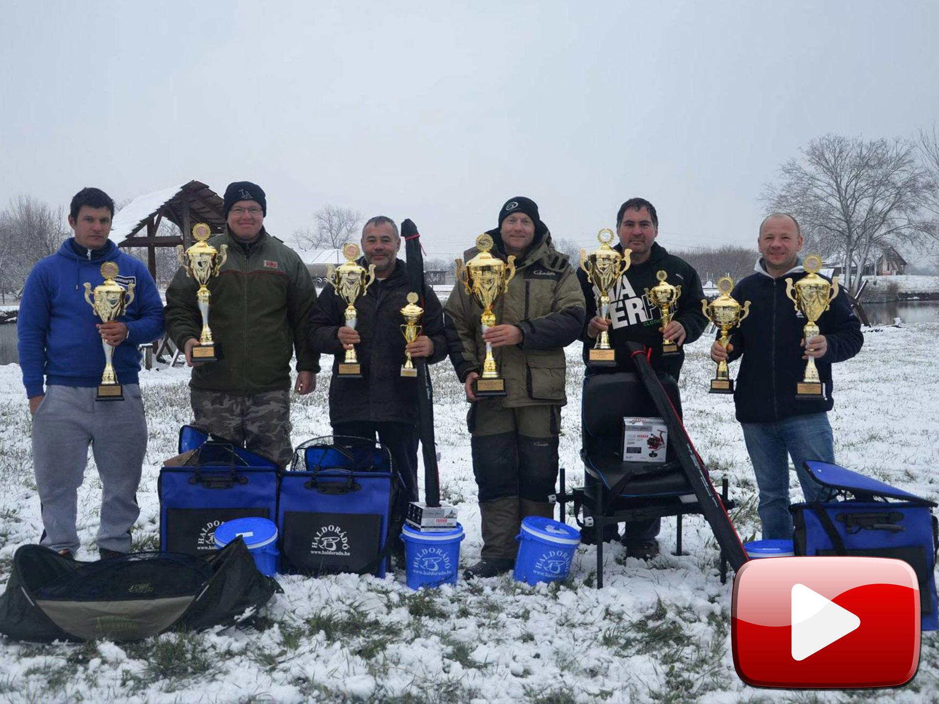 4 évszak Haldorádó Method Feeder Kupa 2017 versenysorozat összegzés