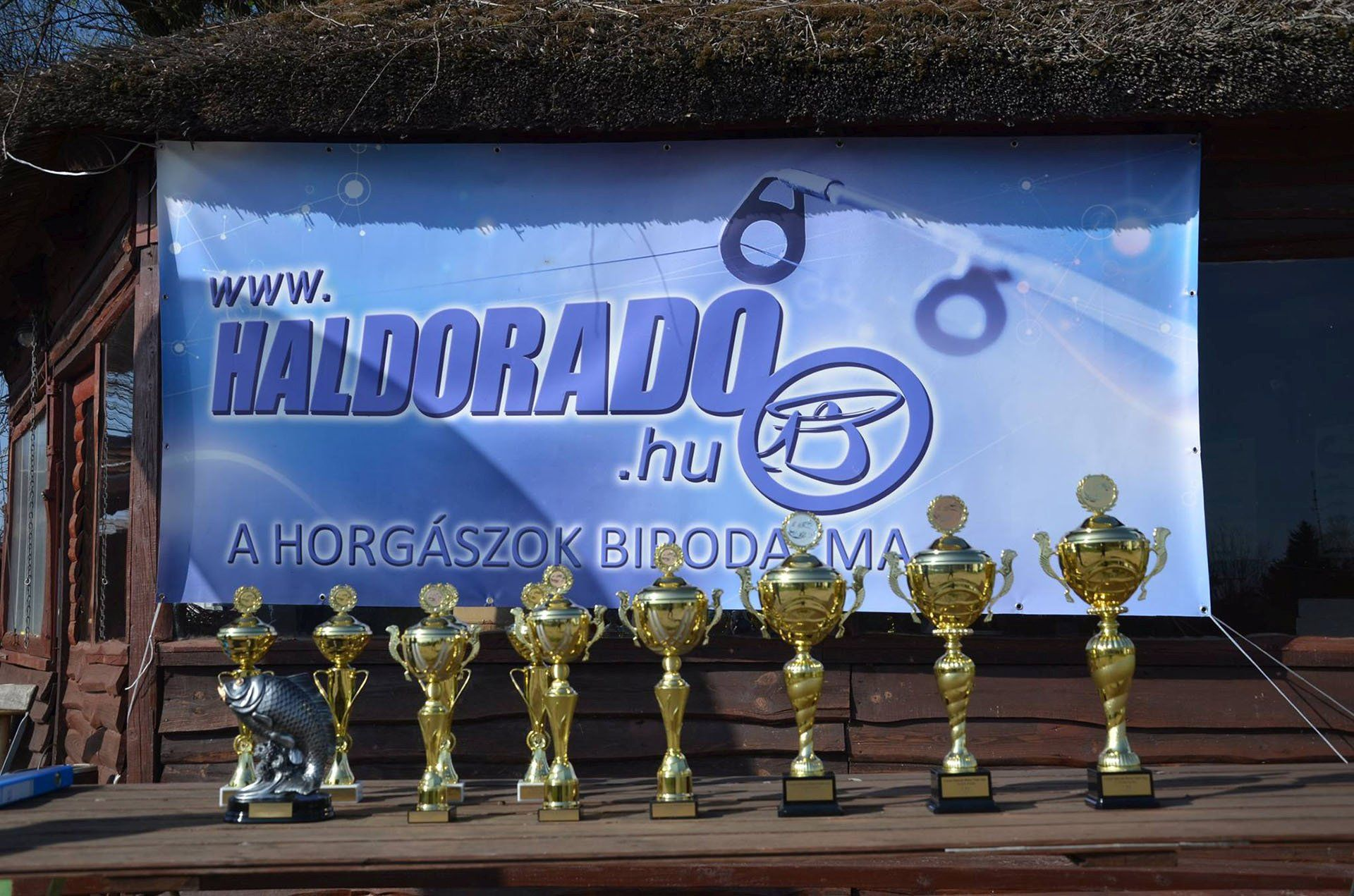 Az első forduló díjai