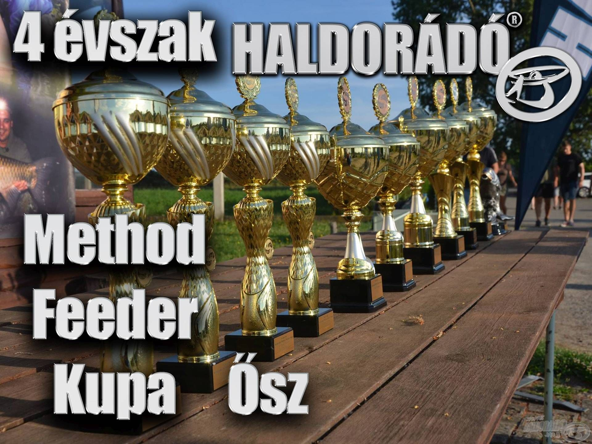 4 évszak Haldorádó Method Feeder Kupa – 3. őszi forduló versenykiírás