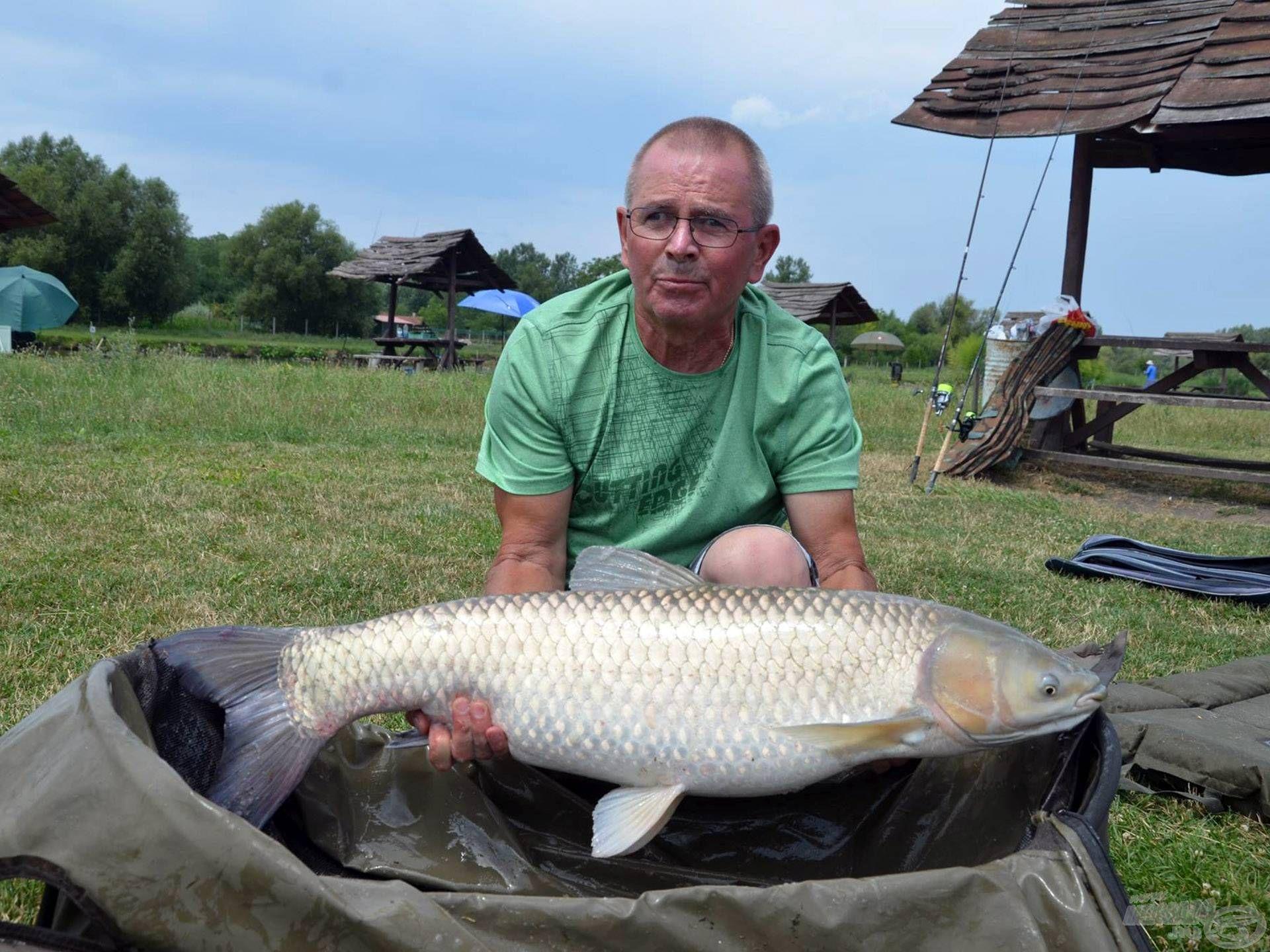 A halakkal való kíméletes bánásmód különösen fontos!
