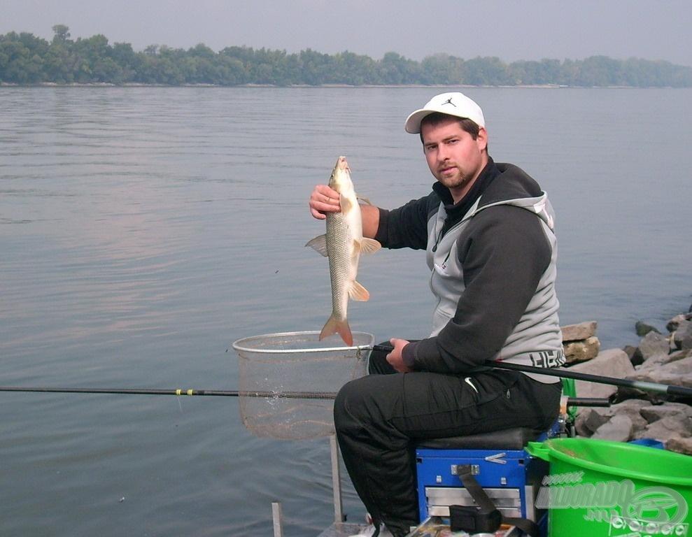 Minden horgász álma: a márna