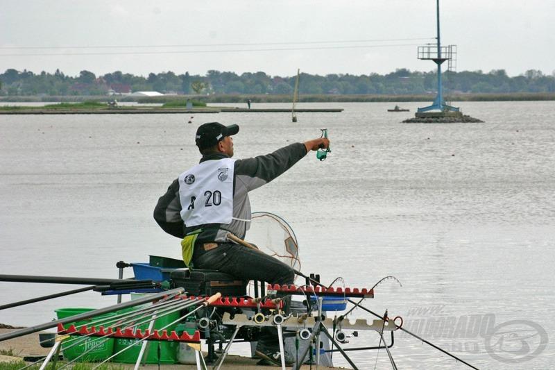 54. Édesvízi Felnőtt Horgász Világbajnokság beszámoló