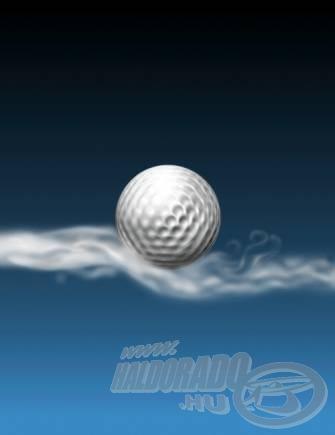 Ha működik a golflabdánál, akkor itt miért ne?