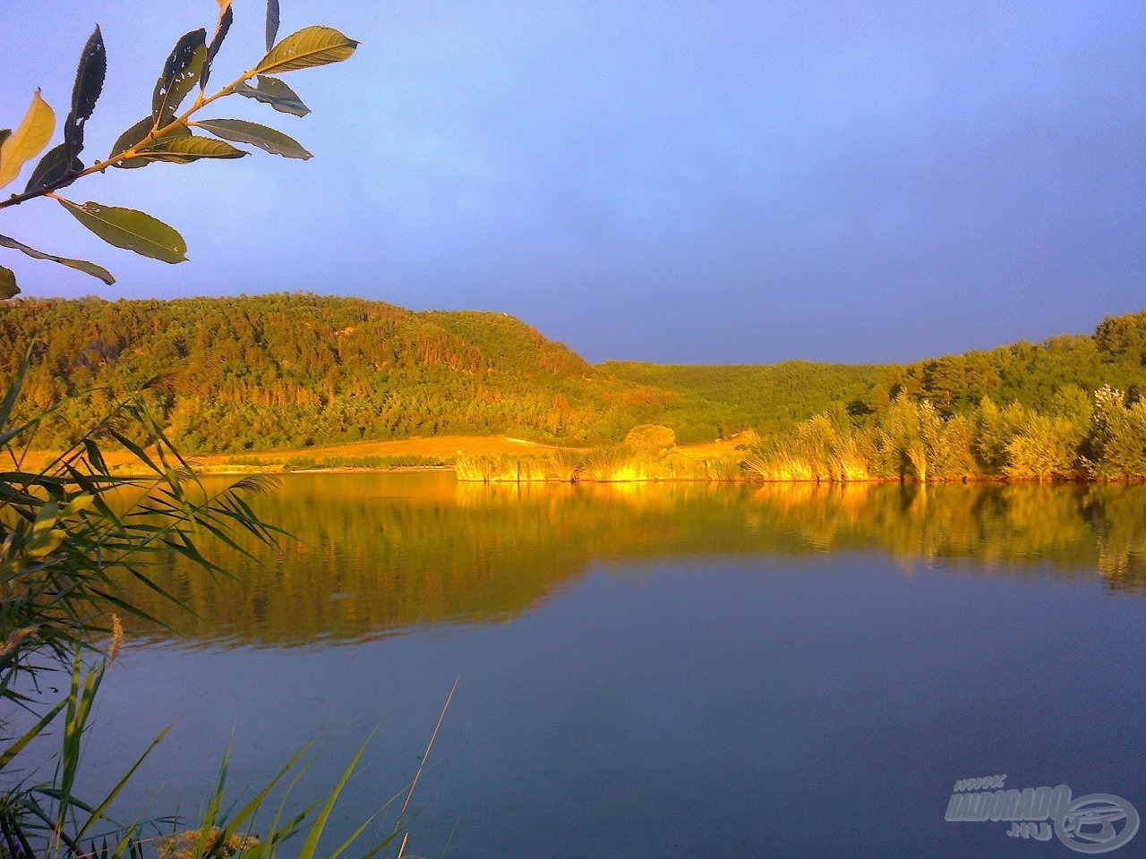 A csodálatos Vadkan-tó