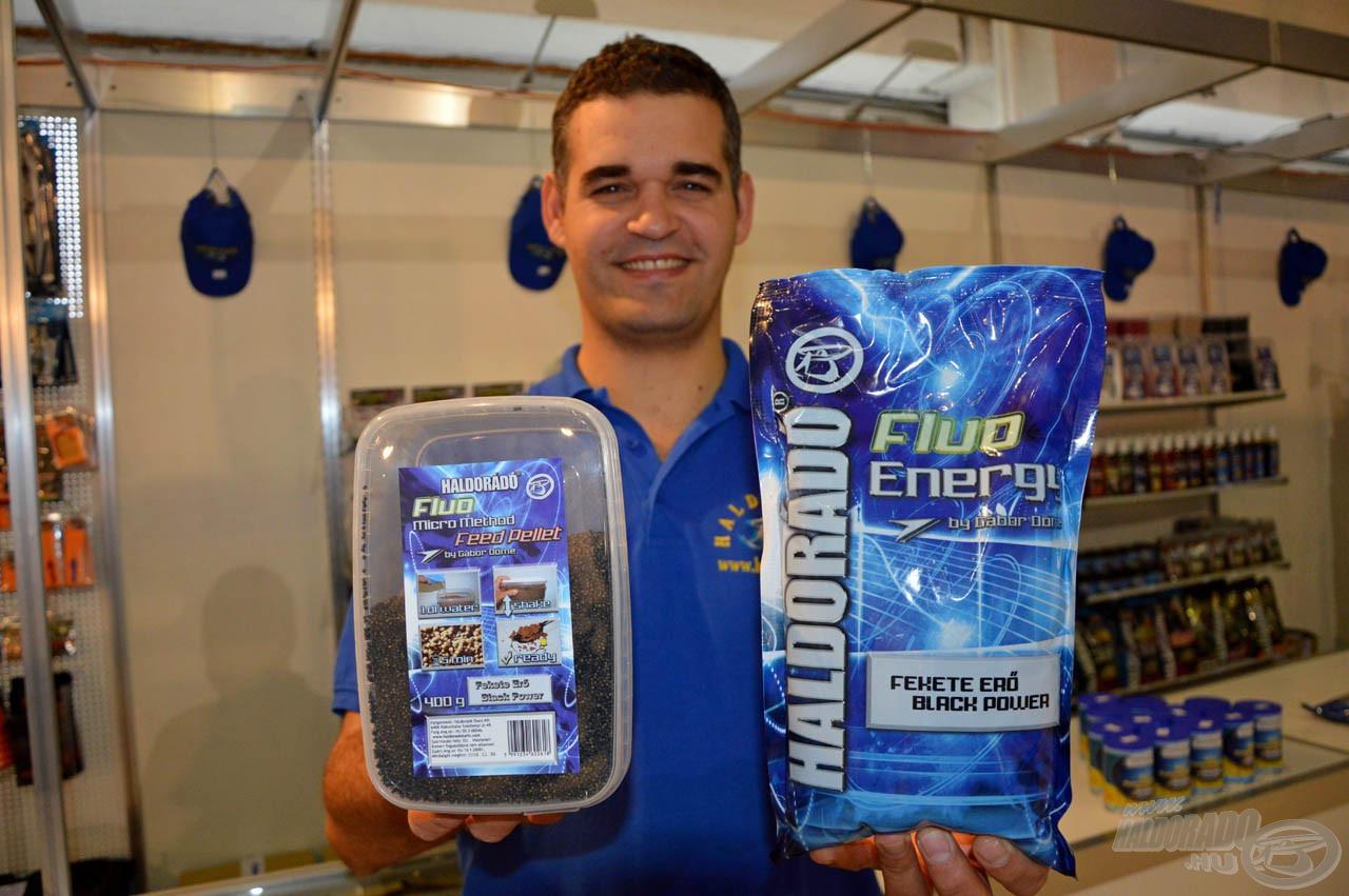 A Fekete Erő termékcsaláddal gyorsan megfoghatók az idei első halak