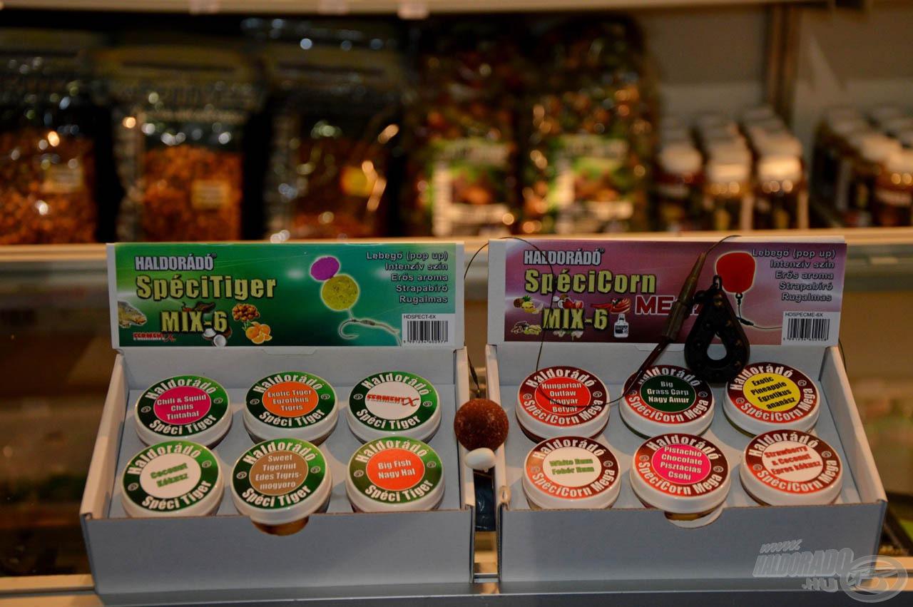 A SpéciCorn Mega és a SpéciTiger 6-6 ízben várta az érdeklődőket