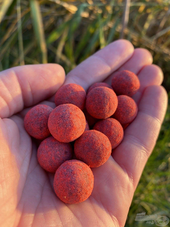A bevonatos horogcsalik tavasszal és ősszel kimondottan hatékonyak