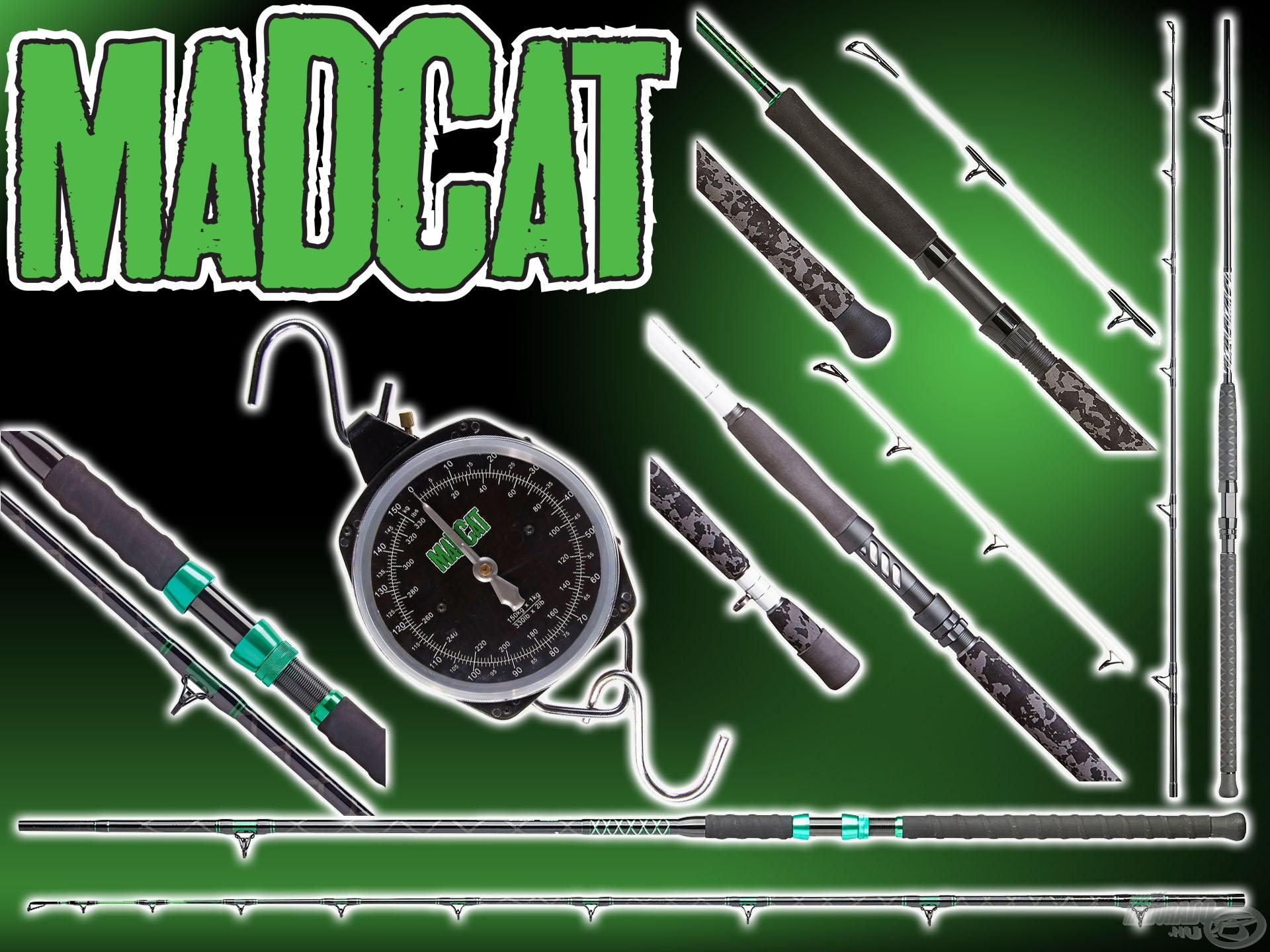 A Haldorádó heti ajánlata – MAD CAT a harcsahorgászoknak