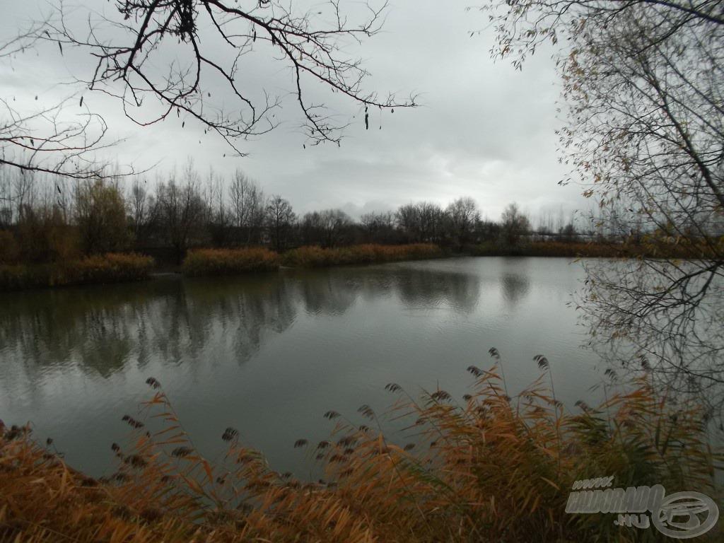 """""""Közepes"""" kiterjedésű tó, ami garantáltan tartogat meglepetéseket"""