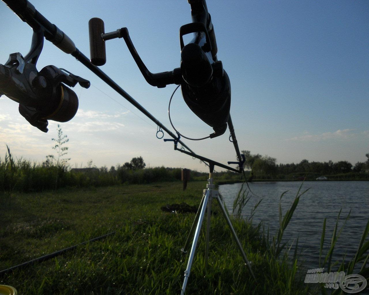 Horgászlátkép