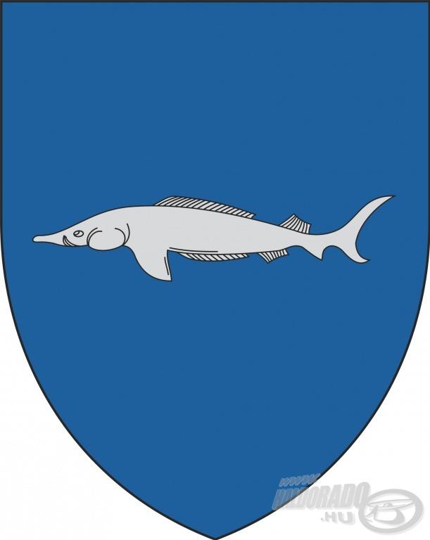 Tiszakeszi címerén