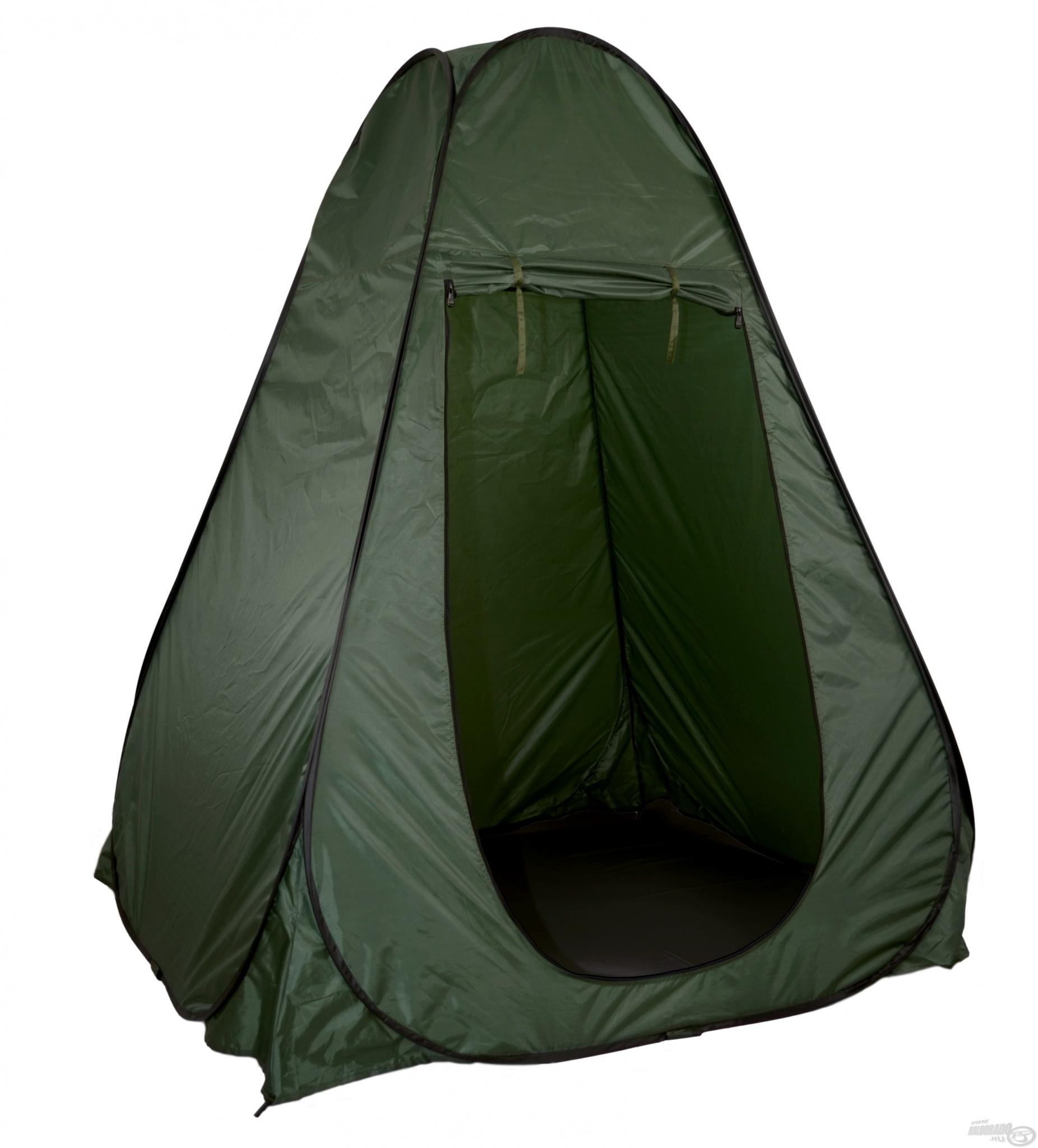 Nagyon praktikus, villámgyorsan felállítható kiegészítőa Pop Up sátor
