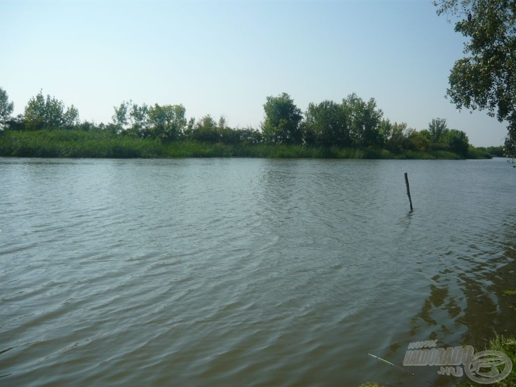Horgászhelyem