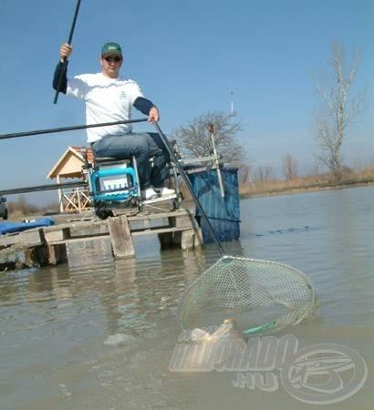 Az AB Tip - a nagyhalas horgászatban különösen hasznos