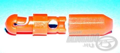 A legtöbbek által használt Stonfo gumis gyorskapocs