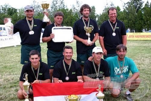 2004-es Európa-bajnokság, Velencei-tó