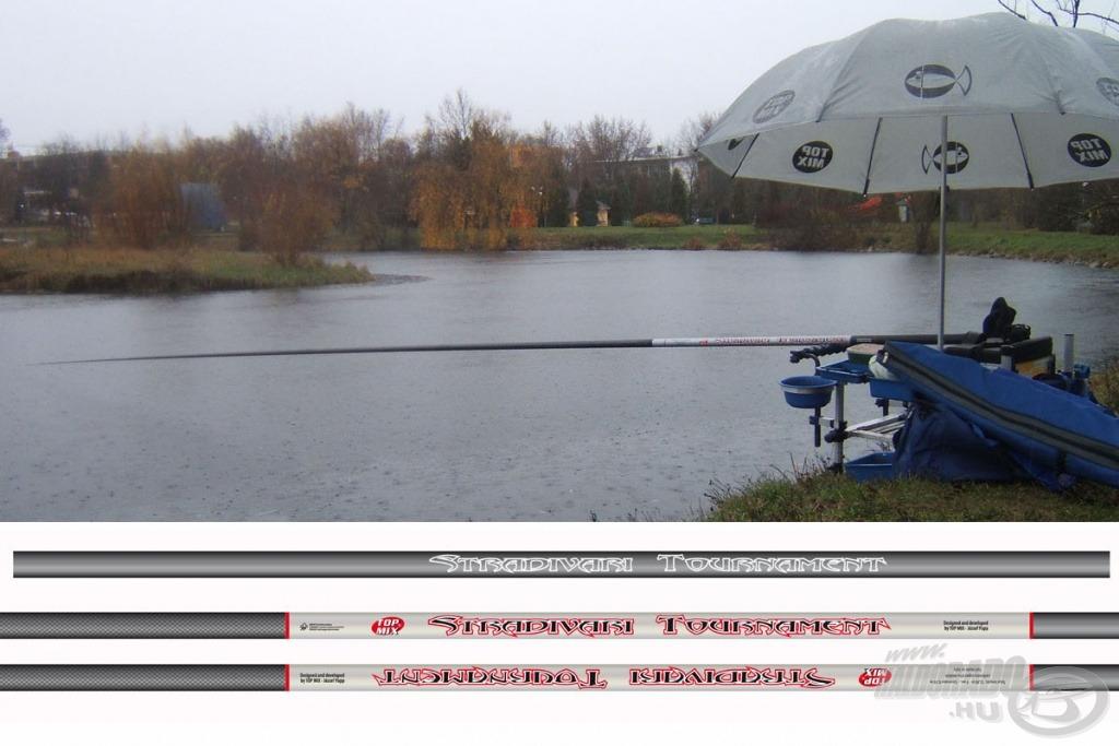 A STADIVARI Tournament rakós bot könnyű, gyors, karcsú, igazi versenybot