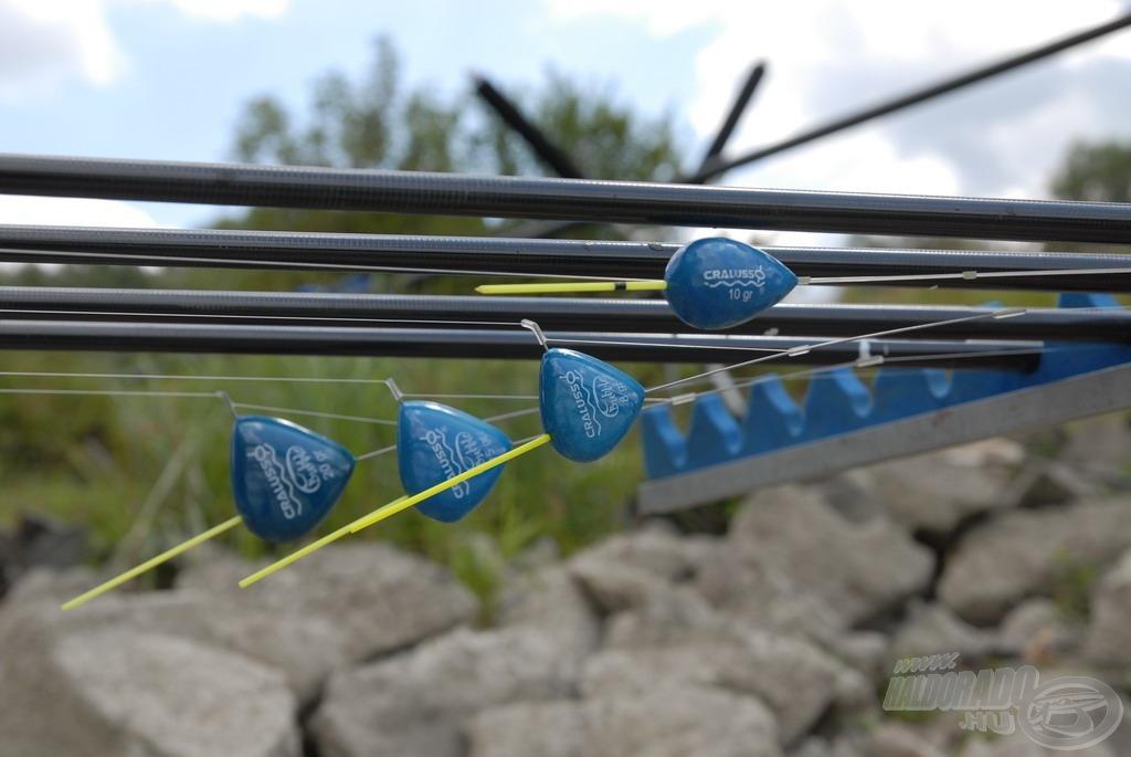 A rakós botos horgászat iskolája 3. rész - Rakós botok és tartozékaik