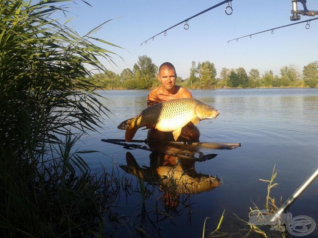 12,90 kg-os töves