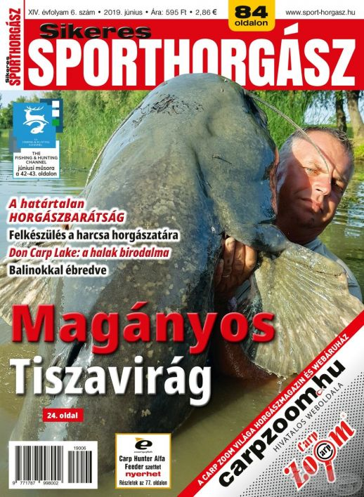 511b6b3cfe Írások - Sikeres Sporthorgász - 1. oldal - Haldorádó horgász áruház