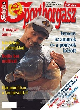 A Sporthorgász 2002. áprilisi tartalmából