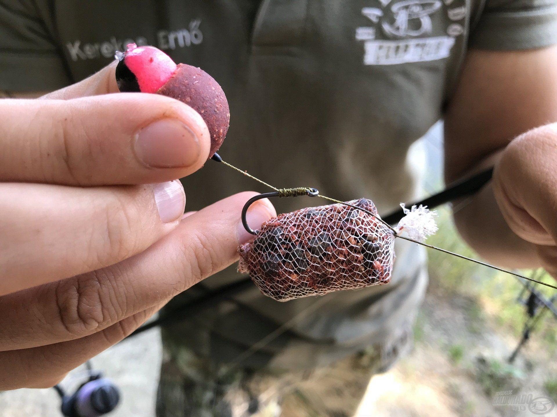 Kereső horgászatok alkalmával mindig érdemes kritikusan kiegyensúlyozni