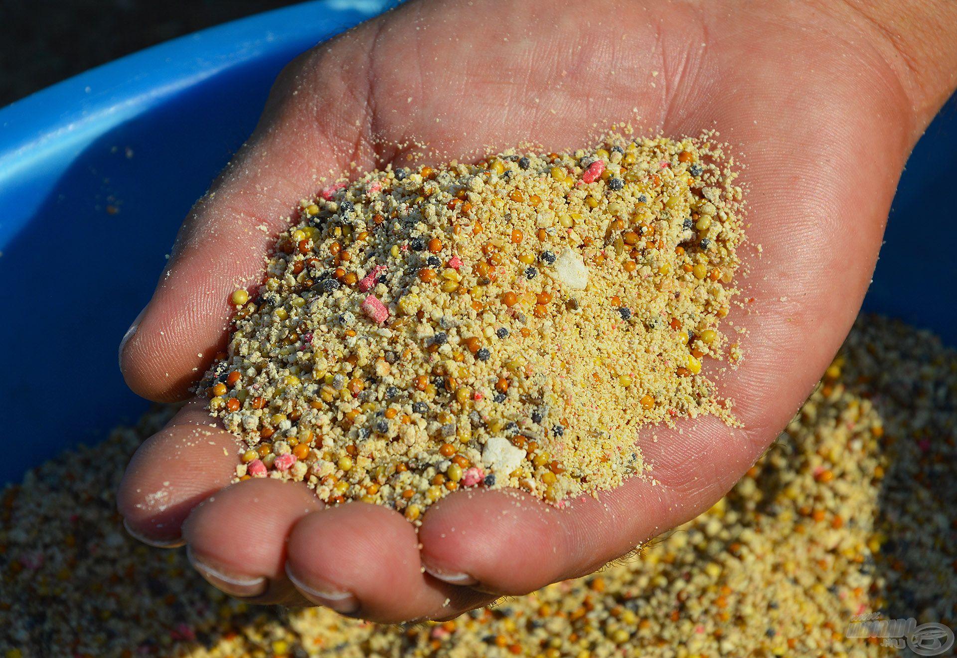 Akár egy maroknyi mennyiség is meglepő eredményt hozhat, keresőhorgászattal használva