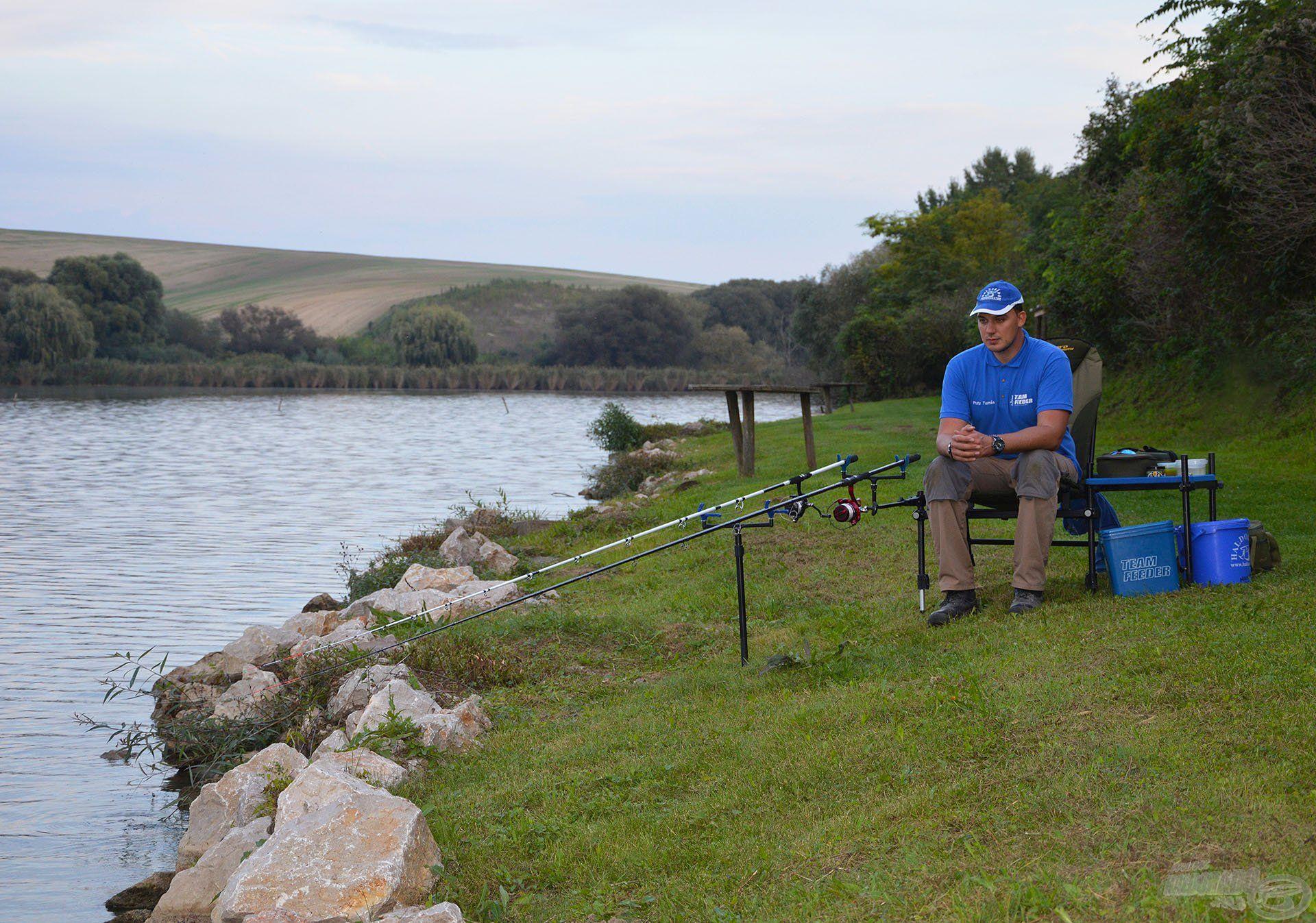 A nyárnak csak papíron van vége, Gyermelyen akár ősszel is érdemes célzottan amurra horgászni!