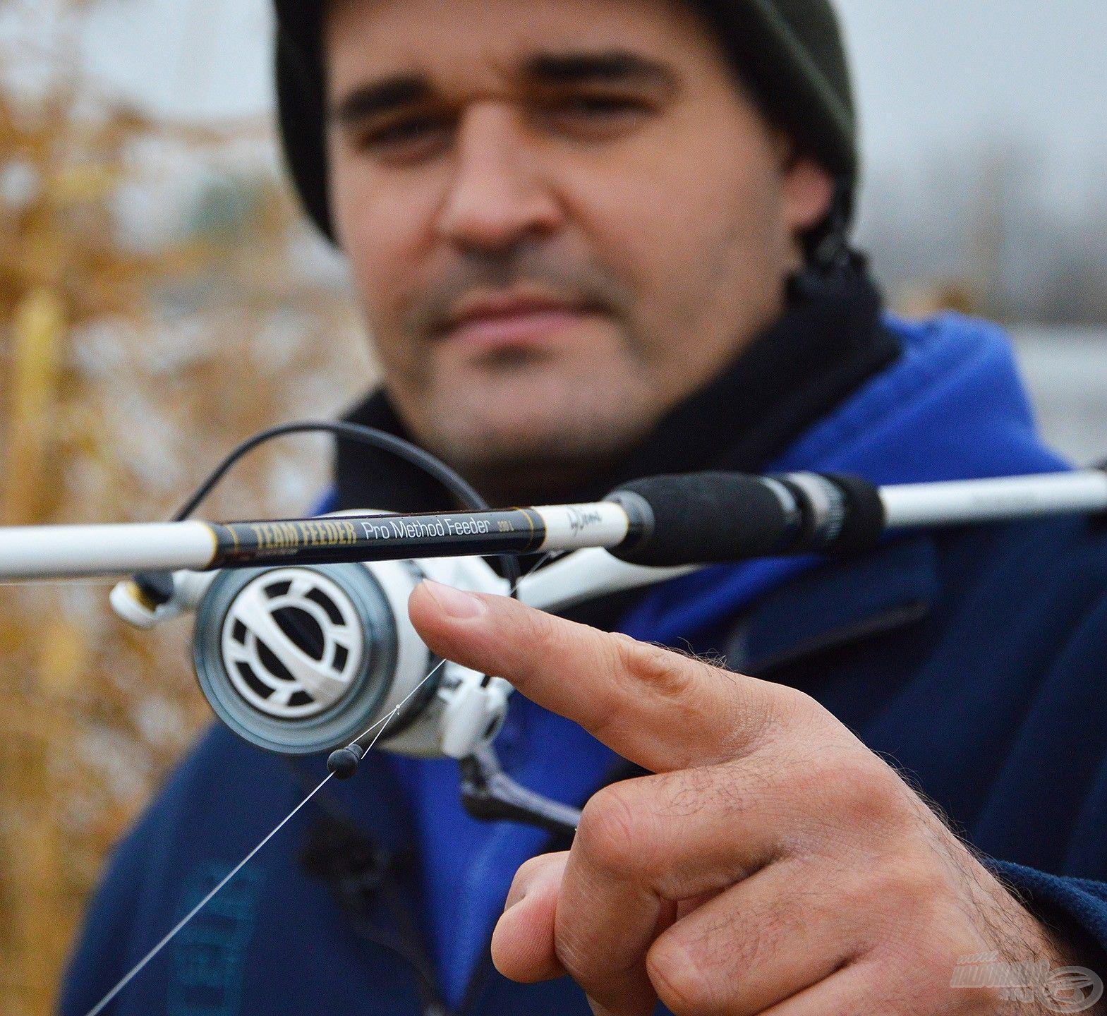 A Pro Method Feeder 330 L bot a finom horgászatok eszköze