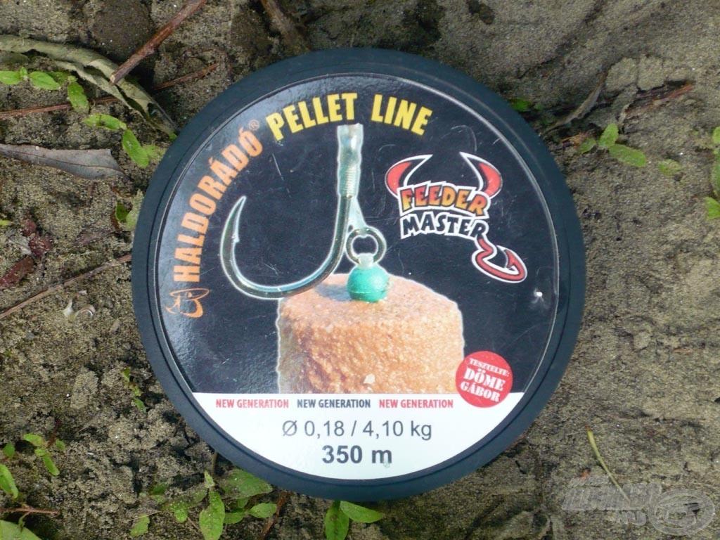 A jól bevált Pellet Line zsinór