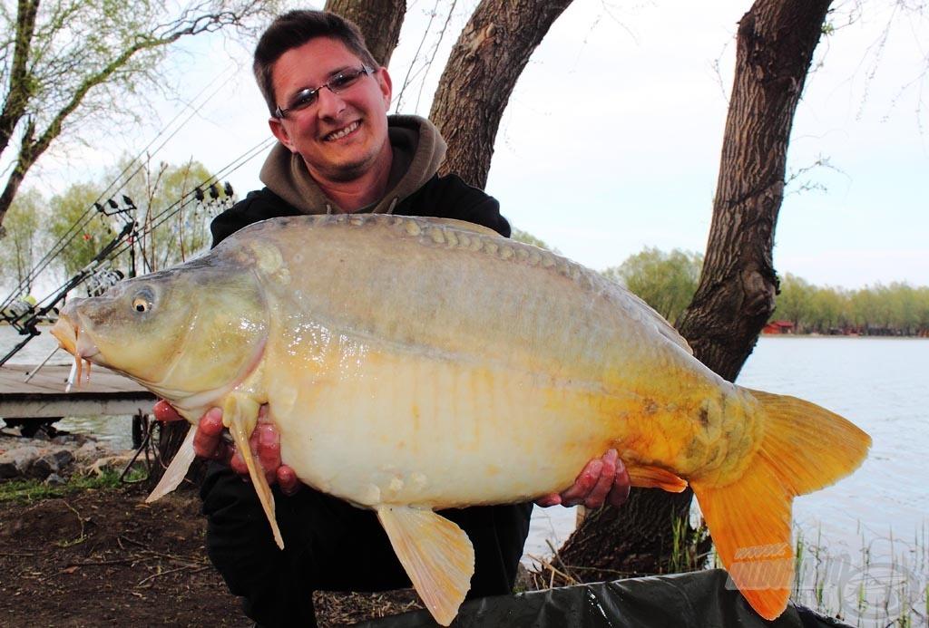 Még ha horgászni nem is tudunk kimenni február elején, legalább részletesen bemutatja Árpi, hogy adott körülményekhez melyik végszerelék a legalkalmasabb