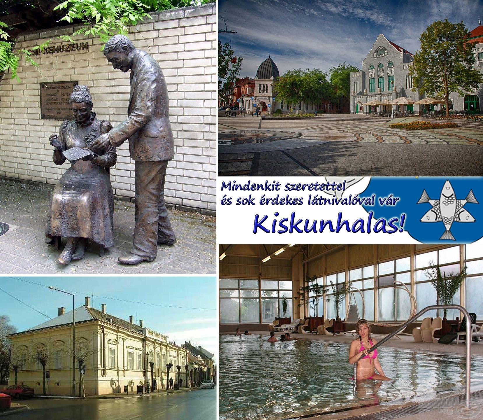 Kiskunhalas egy kicsi, de rendkívül vendégszerető város, ahol nem csak a horgászok találhatnak érdekességeket és remek programokat!