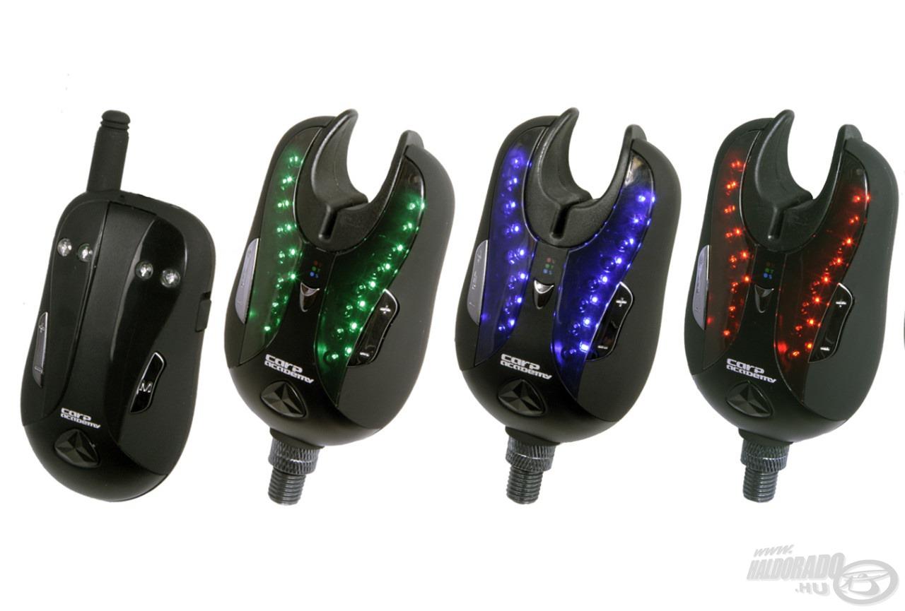 A Trion futó LED-soros technológiával készült