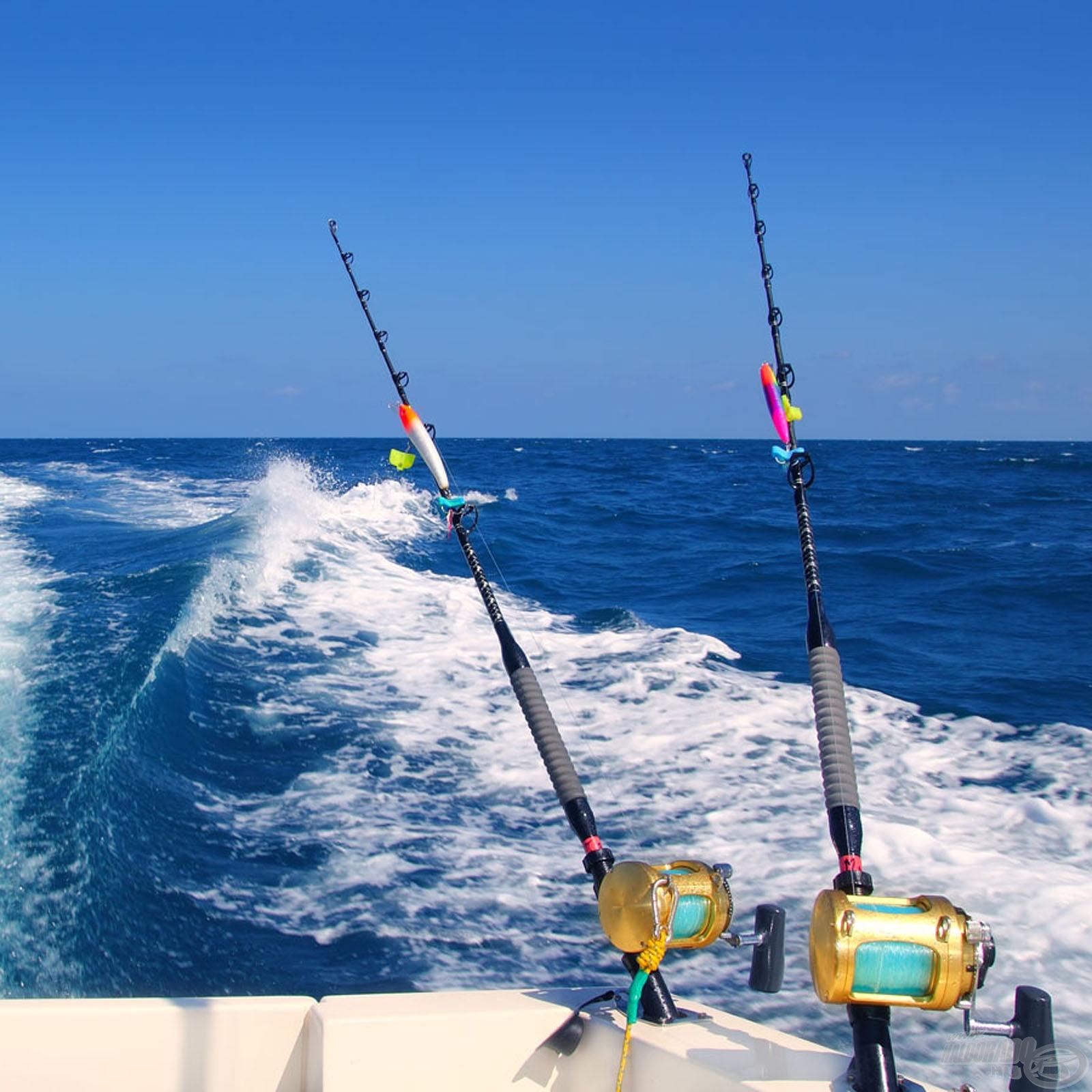 Tengeri horgászatok