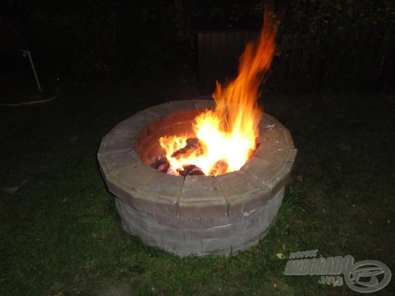 Egy őszi estén nemcsak megnyugtat, de melegít is