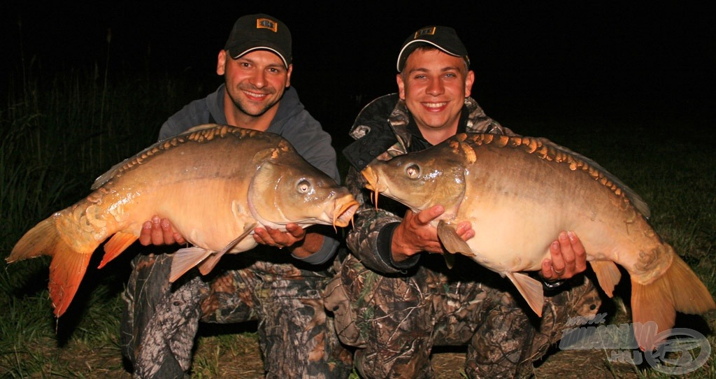 Egy éjszakai horgászat és forgatás során a szemem előtt fogták számolatlanul a halakat