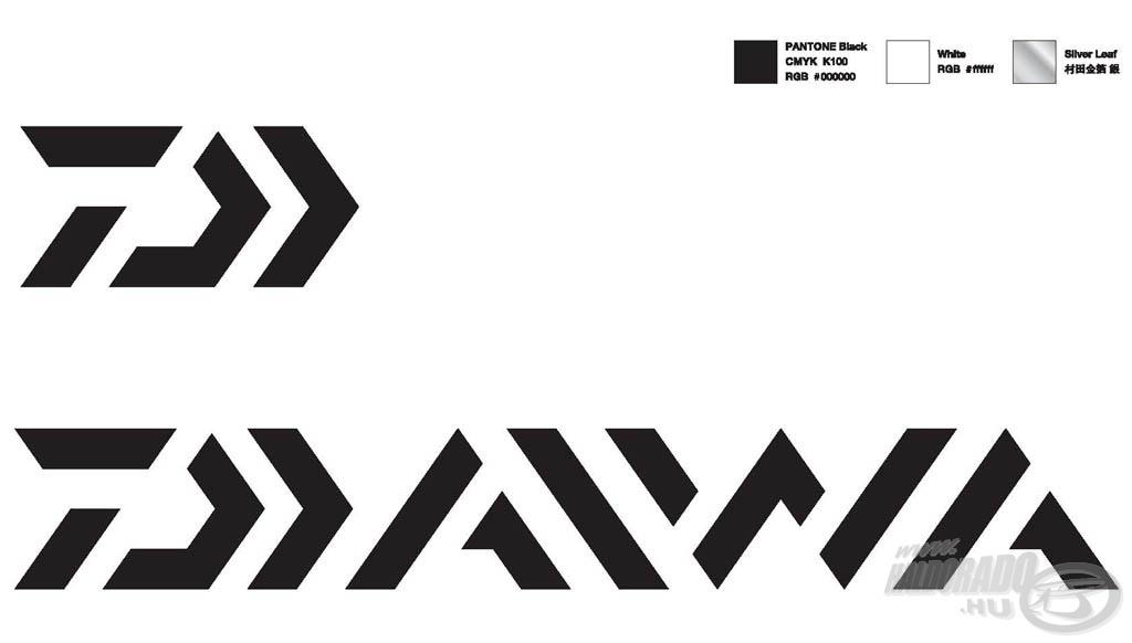 Az új Daiwa logó