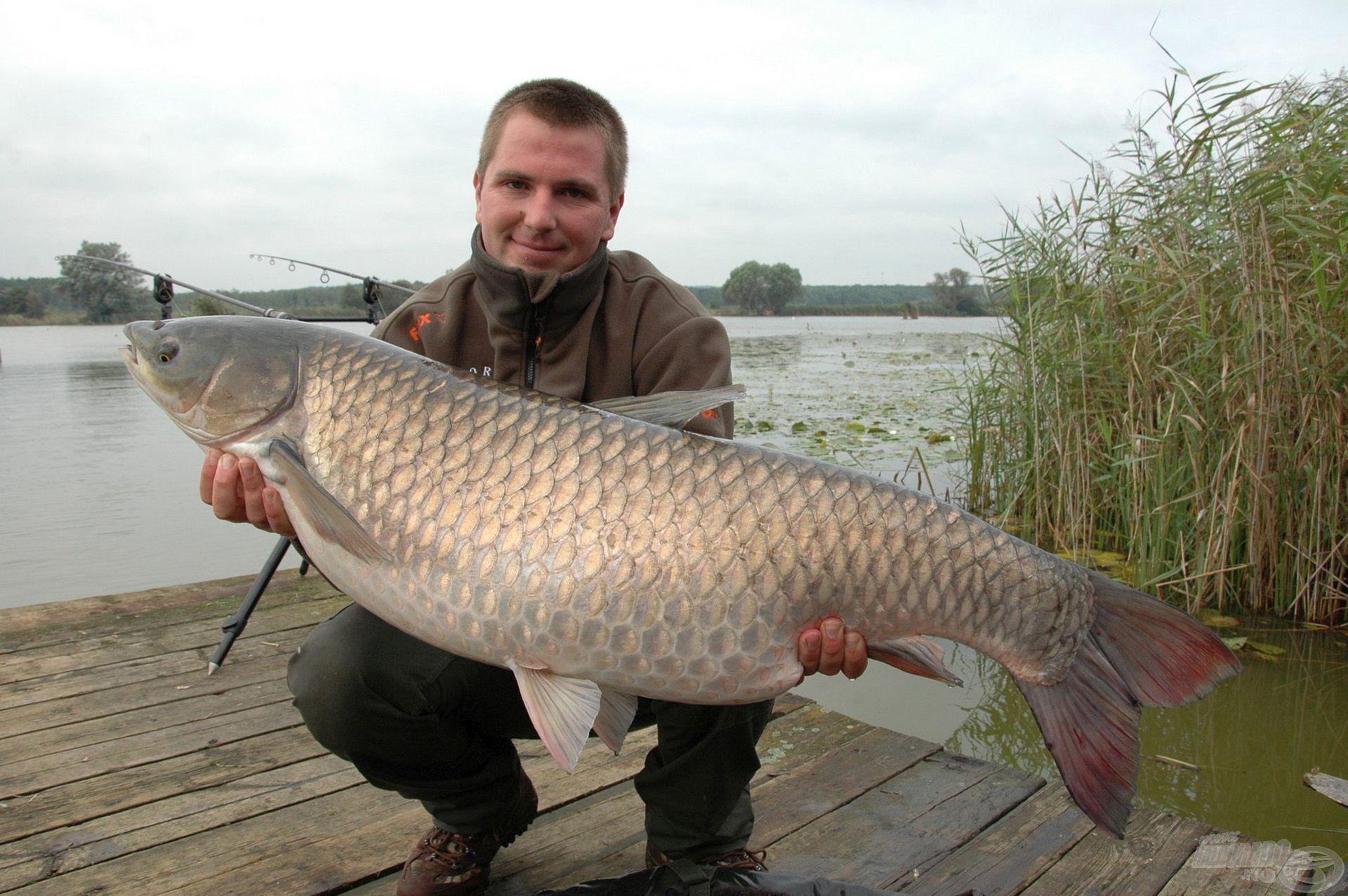 A hal, mellyel először léptem át a húsz kilogrammos álomhatárt