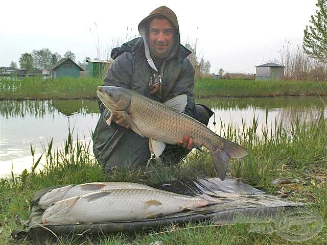 Amurhorgászat praktikái 1. rész