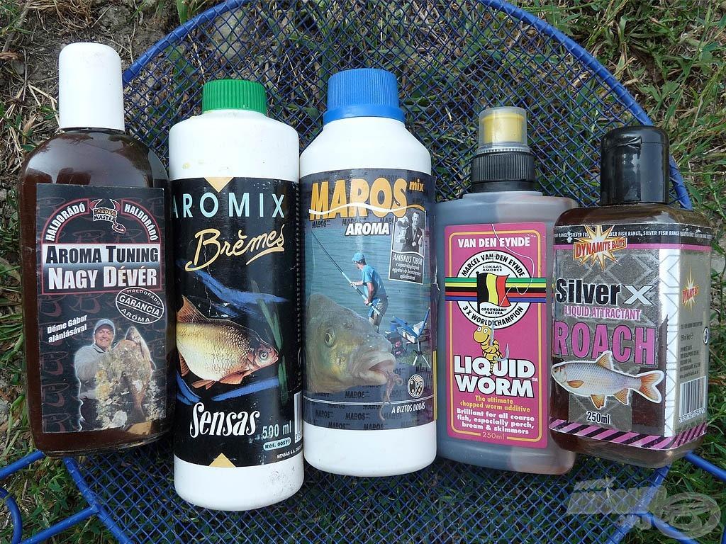 Liquid flavour - folyékony aroma