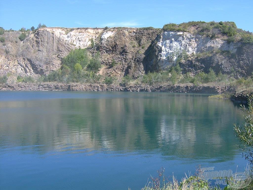 Quarry - bányató