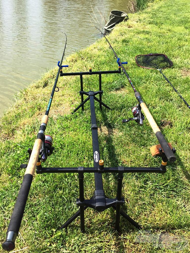 Kezdődjön a horgászat!
