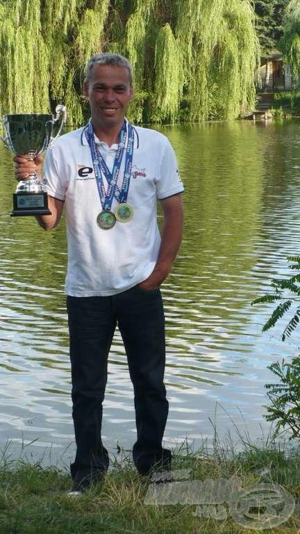Beért a kitartó munka, jutalom egy Európa-bajnoki cím!
