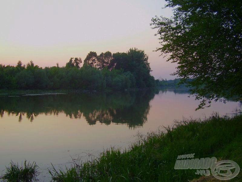 A vadregényes Kis-Duna Szlovákiában